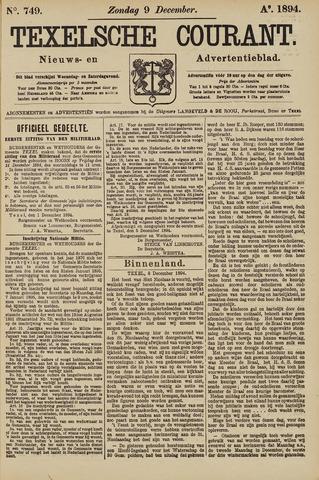 Texelsche Courant 1894-12-09