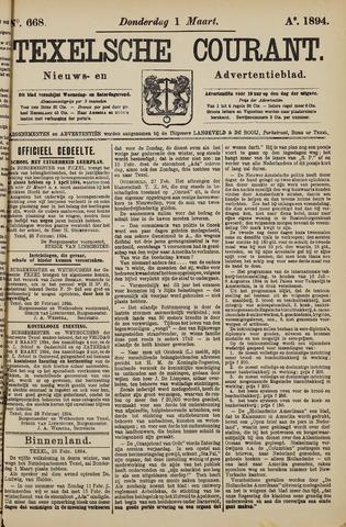 Texelsche Courant 1894-03-01