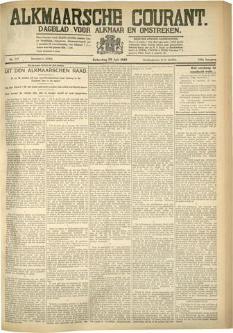 Alkmaarsche Courant 1933-07-29
