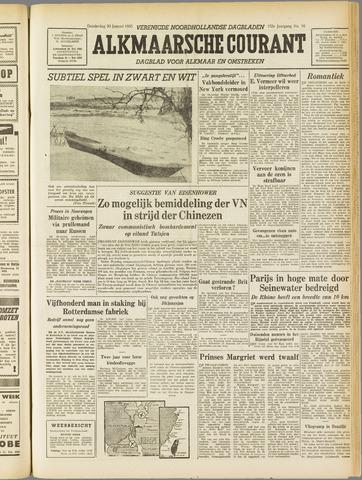 Alkmaarsche Courant 1955-01-20