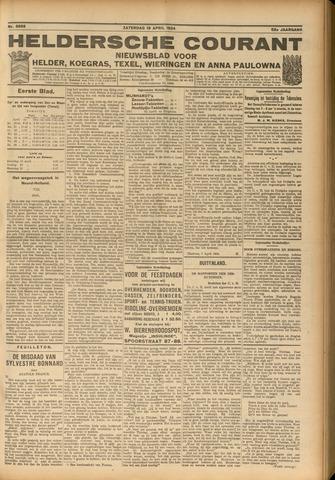 Heldersche Courant 1924-04-19