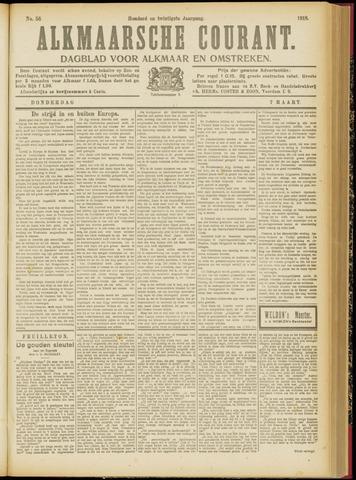 Alkmaarsche Courant 1918-03-07