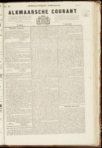 Alkmaarsche Courant 1866-01-07