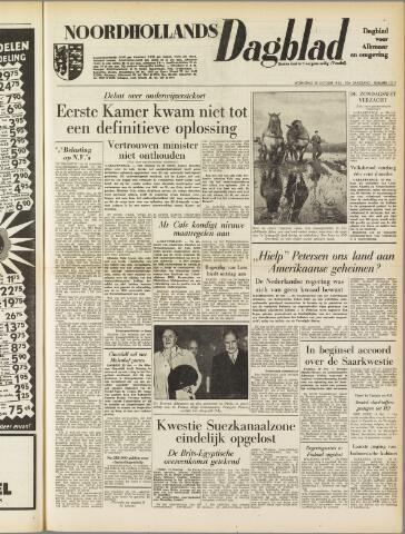 Noordhollands Dagblad : dagblad voor Alkmaar en omgeving 1954-10-20