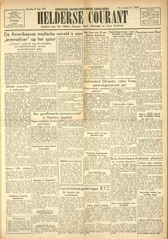 Heldersche Courant 1949-08-27