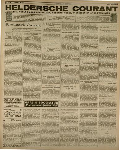 Heldersche Courant 1936-07-16