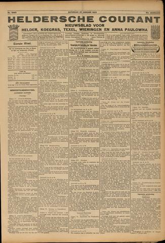 Heldersche Courant 1923-01-20