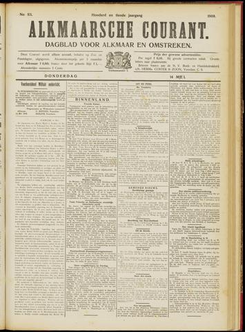 Alkmaarsche Courant 1908-05-14