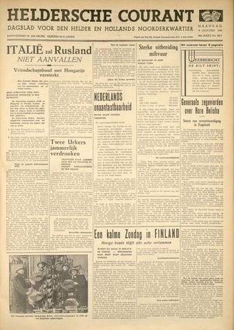 Heldersche Courant 1940-01-08