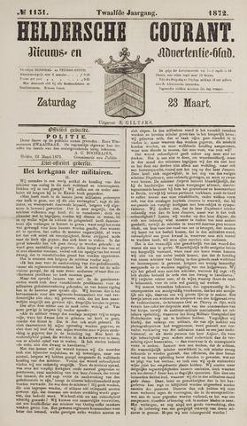 Heldersche Courant 1872-03-23