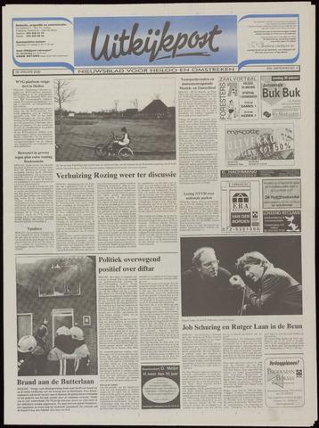 Uitkijkpost : nieuwsblad voor Heiloo e.o. 2000-01-26