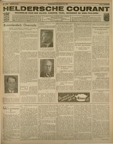 Heldersche Courant 1934-08-23