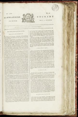 Alkmaarsche Courant 1819-09-20
