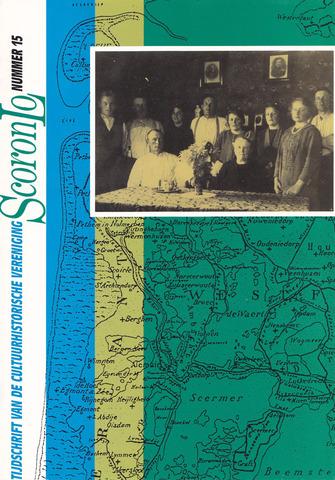 Tijdschrift van cultuurhistorische vereniging Scoronlo 1996-06-01