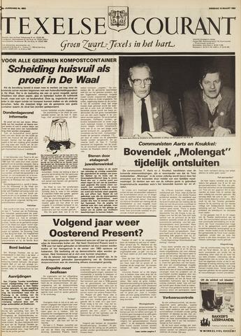 Texelsche Courant 1982-03-16