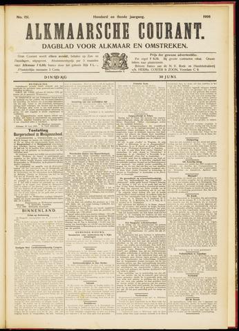 Alkmaarsche Courant 1908-06-30