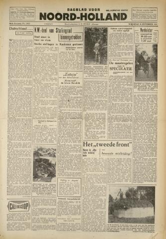 Heldersche Courant 1942-09-30
