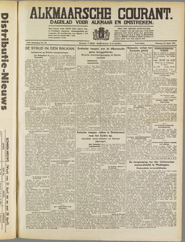 Alkmaarsche Courant 1941-04-22