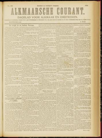 Alkmaarsche Courant 1918-05-02