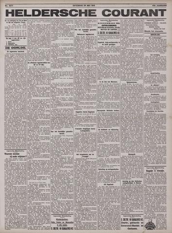 Heldersche Courant 1915-05-29