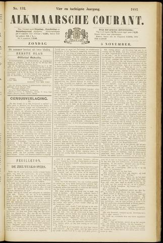 Alkmaarsche Courant 1882-11-05