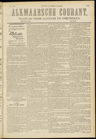 Alkmaarsche Courant 1914-05-19