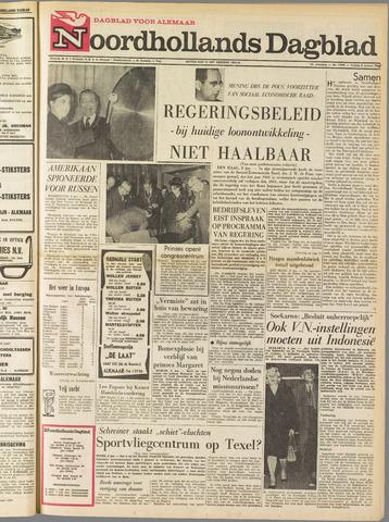 Noordhollands Dagblad : dagblad voor Alkmaar en omgeving 1965-01-08