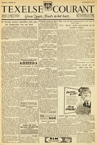 Texelsche Courant 1953-02-14