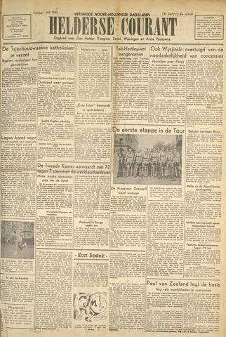 Heldersche Courant 1949-07-01