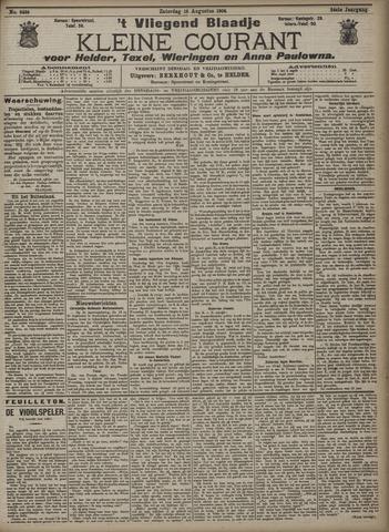 Vliegend blaadje : nieuws- en advertentiebode voor Den Helder 1906-08-18