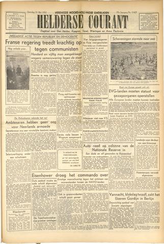 Heldersche Courant 1952-05-31