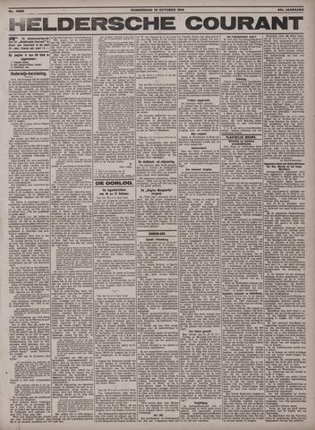 Heldersche Courant 1916-10-19