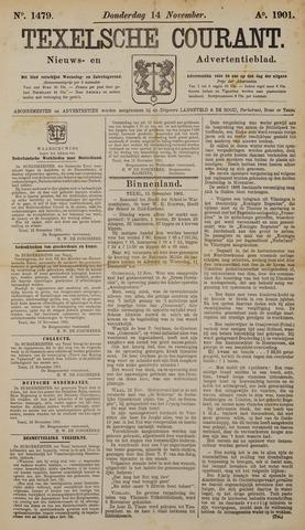 Texelsche Courant 1901-11-14