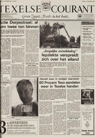 Texelsche Courant 1995-09-08