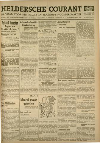 Heldersche Courant 1936-11-18