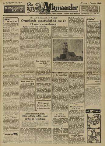 De Vrije Alkmaarder 1949-08-23