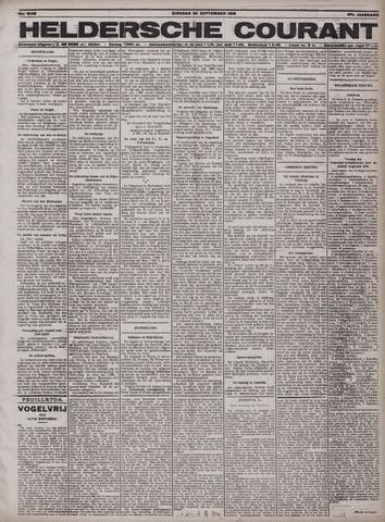 Heldersche Courant 1919-09-30
