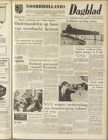 Noordhollands Dagblad : dagblad voor Alkmaar en omgeving 1962-03-06