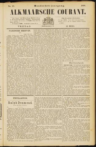 Alkmaarsche Courant 1898-05-13
