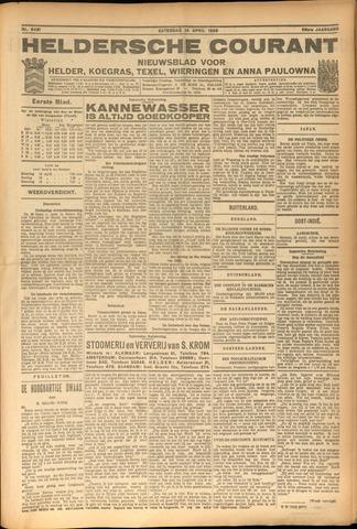 Heldersche Courant 1928-04-14