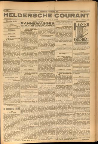 Heldersche Courant 1928-02-09