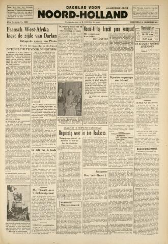 Heldersche Courant 1942-11-25