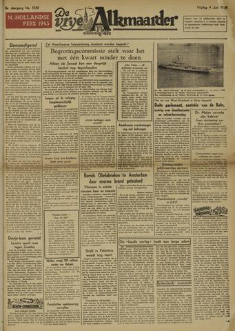 De Vrije Alkmaarder 1948-06-04