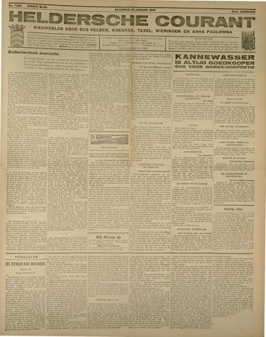 Heldersche Courant 1933-01-21