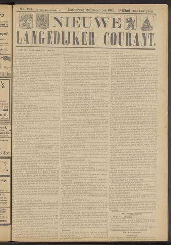 Nieuwe Langedijker Courant 1921-12-22