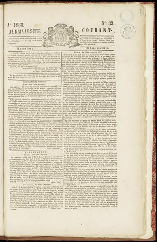 Alkmaarsche Courant 1850-08-19