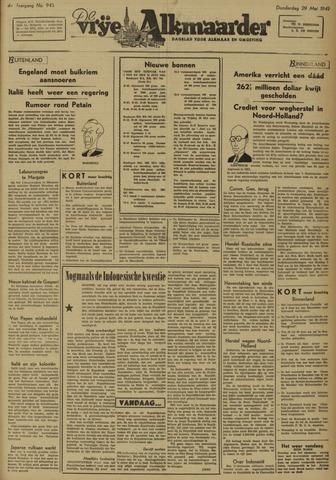 De Vrije Alkmaarder 1947-05-29