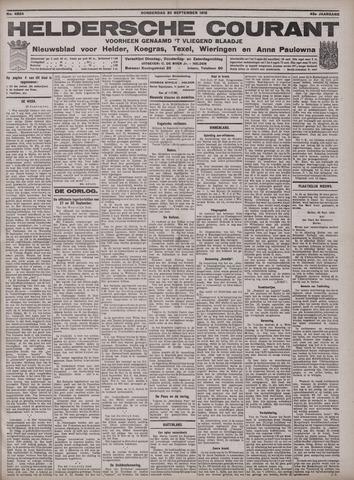 Heldersche Courant 1915-09-30
