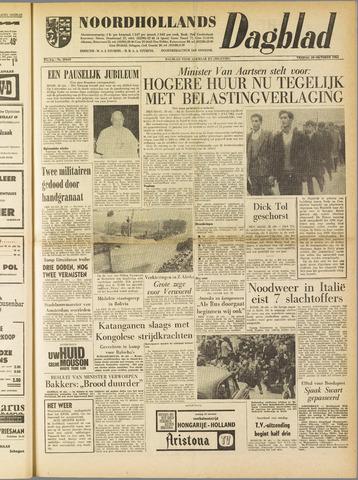 Noordhollands Dagblad : dagblad voor Alkmaar en omgeving 1961-10-20
