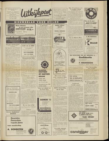 Uitkijkpost : nieuwsblad voor Heiloo e.o. 1973-05-09